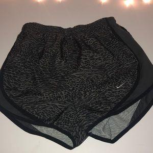 Woman's Nike athletic shorts